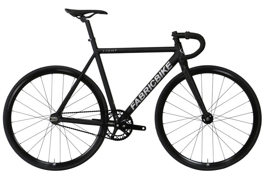 Bicicleta Fixie FabricBike Light Pro Black