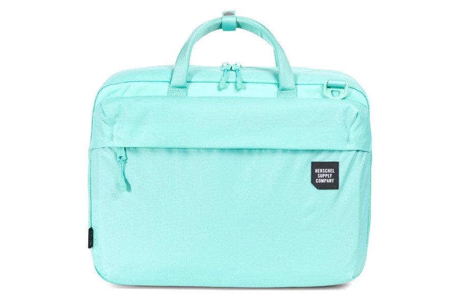 Bolsa Transformable Herschel Britannia Messenger Lucite Green
