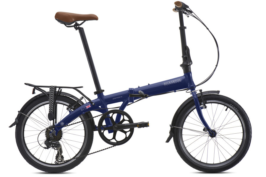 Bicicleta Plegable Bickerton Junction 1507 Country Azul