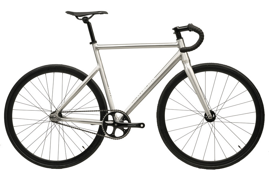 Bicicleta Santafixie Raval Raw 30mm 2V