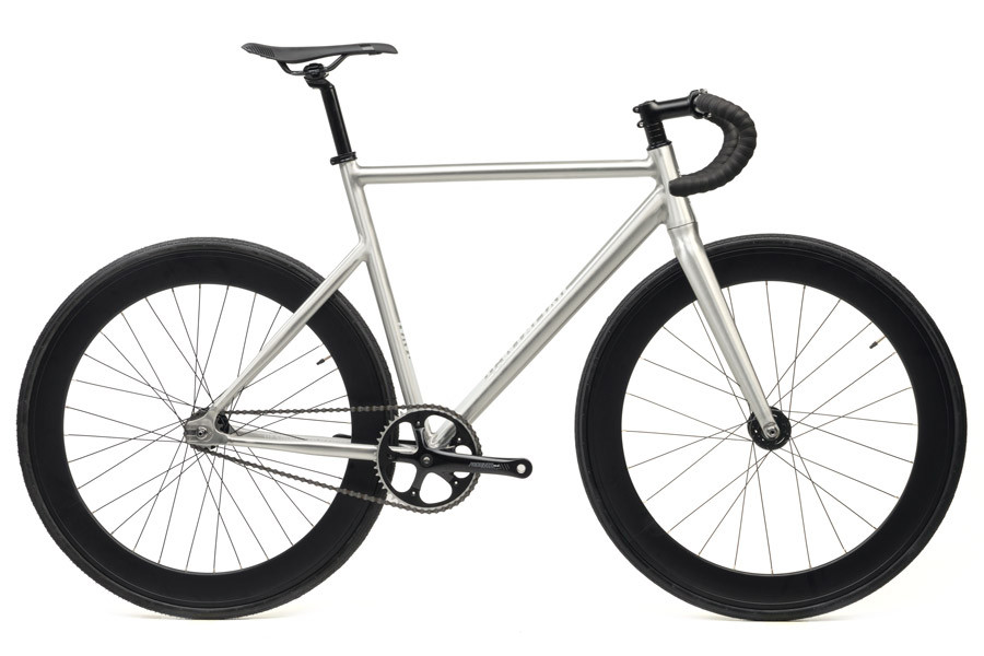Bicicleta Santafixie Raval Raw 60mm 2V