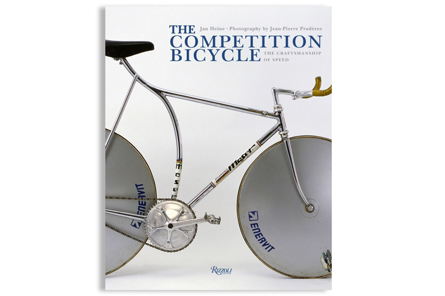 Libro The Competition Bicycle