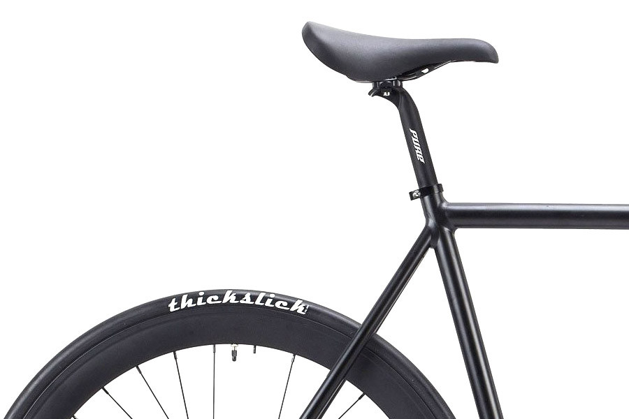 Black Pure Cycles Fix Track Headset