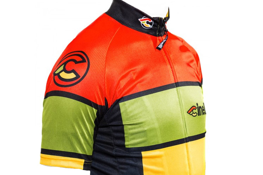 Buy Cinelli Italo 79 jersey for cyclists in corporate colors. d9899117a