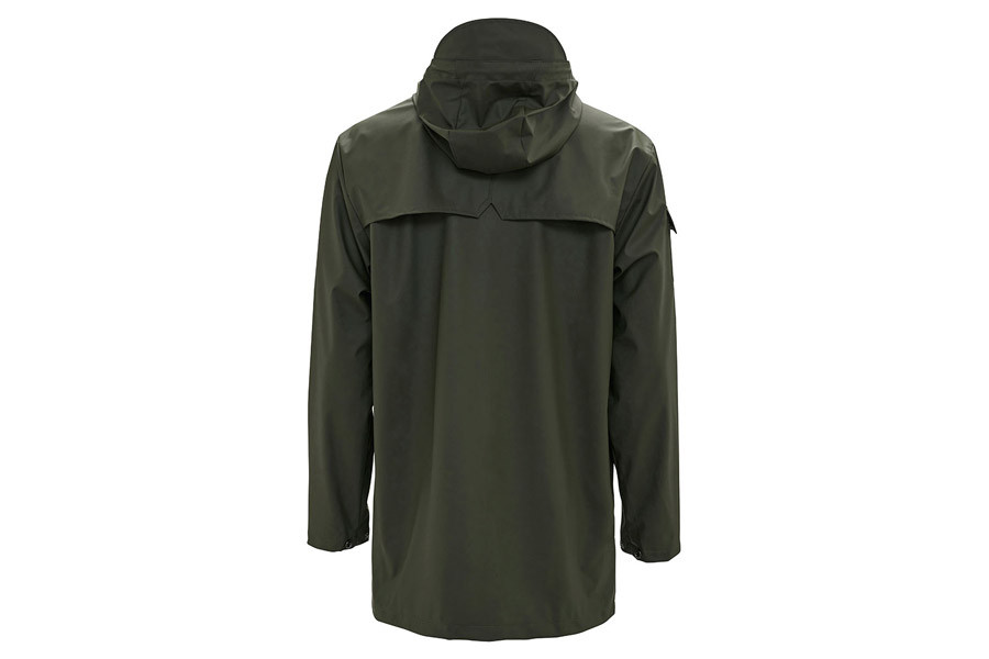 3b286414c Buy Rains Camp Anorak in green - Unisex