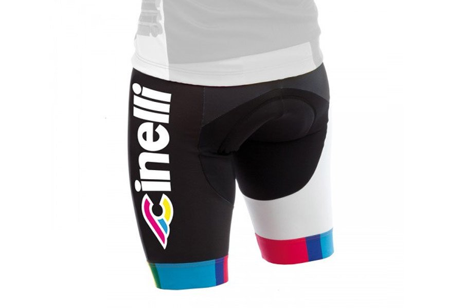 Buy Cinelli Caleido shorts for cyclists. 6d5026b6d