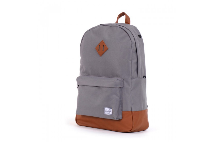e0a23fedebf Herschel Heritage Backpack - Grey Tan
