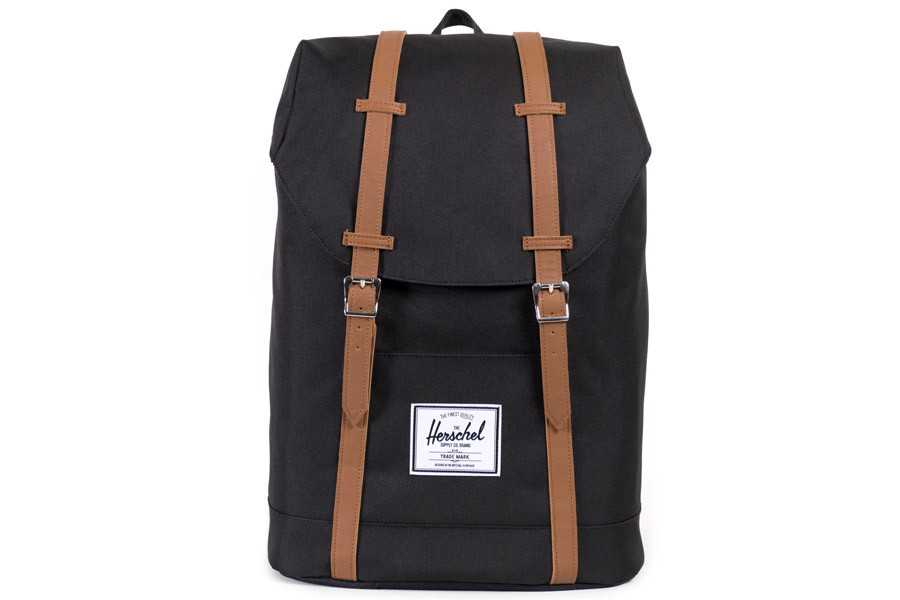 5d81af8dfd4 Buy Herschel Retreat Backoack Black Tan