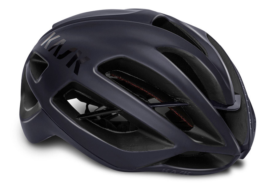 Kask Protone Helmet Matte Blue For Cyclists