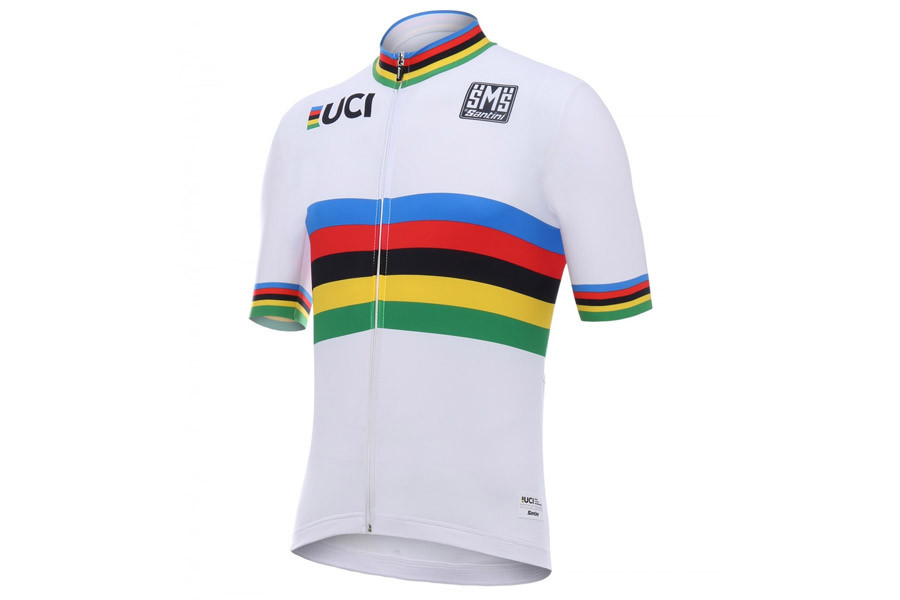 Buy Santini UCI World Champion Jersey 5a61ab058