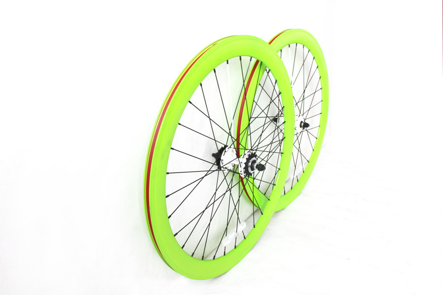 santa fixie buy pure fix fixie wheelset that glows in the