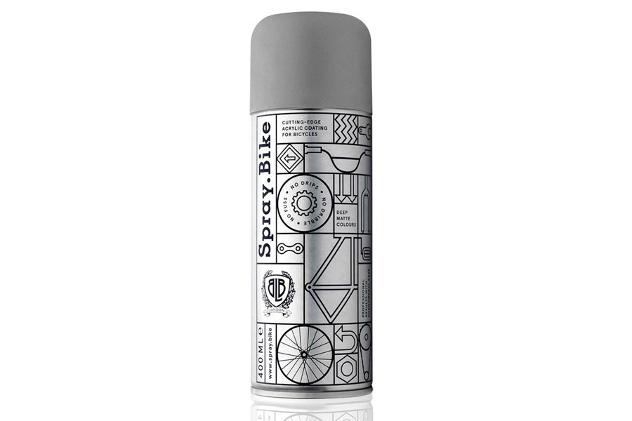 Santa Fixie. Buy Spray.Bike Smoothing Putty to customize your Bicycle