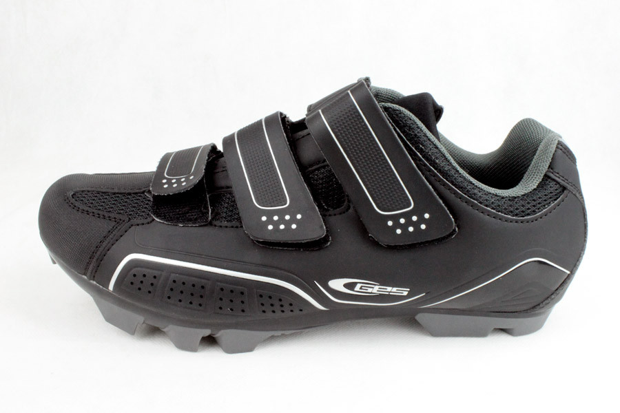 Ges Urko Cyclist Shoes - Black/Silver