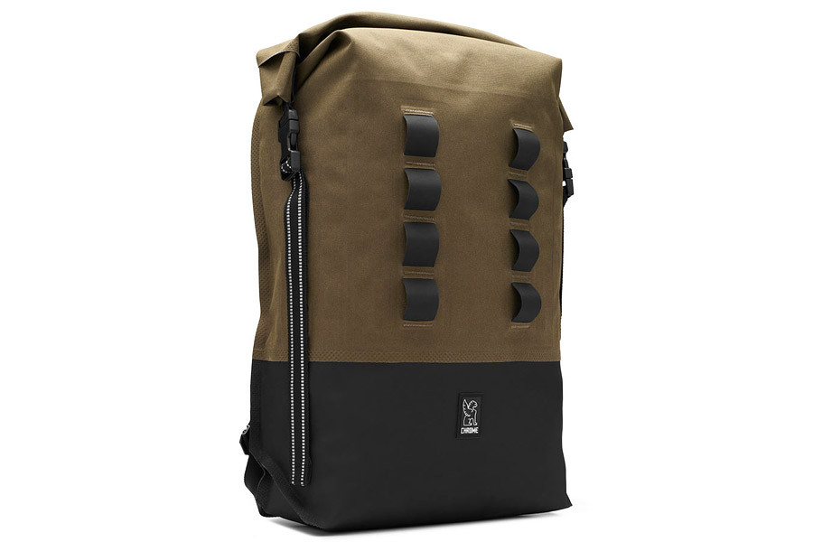 298a54559c Buy Chrome Industries Urban Ex Rolltop 28L Ranger Black Backpack