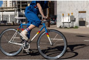 Bicicleta Fixie State Bicycle Alouette