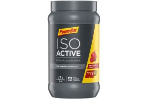 Bebida Isotónica PowerBar IsoActive Red Fruit Punch 600g