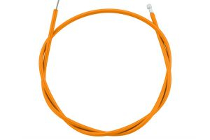 Kit cable+funda freno Naranja