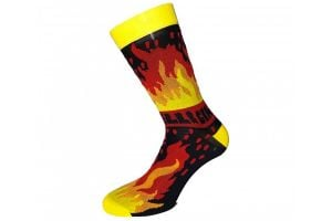 Calcetines Cinelli Fire