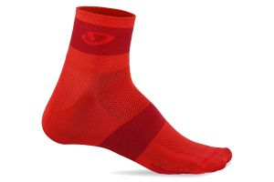 Calcetines Giro Comp Racer Bright Red
