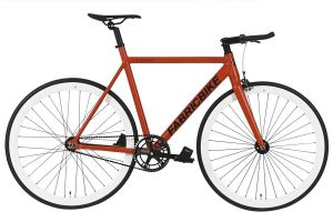 Bicicleta Fixie FabricBike Light Red & White