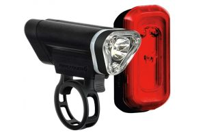 Kit de luces Blackburn delantera Local 50 y trasera Local 10