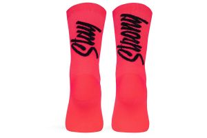 Calcetines Pacific and Co Stay Strong Coral
