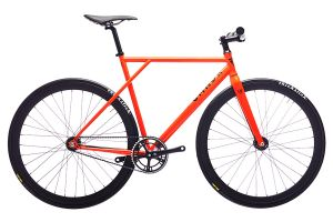 Bicicleta Fixie Polo and Bike Cmndr C04 Orange