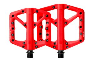 Pedales Crank Brothers Stamp 1 Rojo