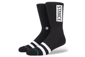 Calcetines Stance OG Negro