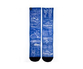 Calcetines Pacifico Blueprint