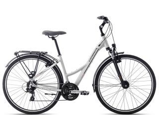 Bicicleta Paseo Orbea Comfort 28 10 Open Equipped