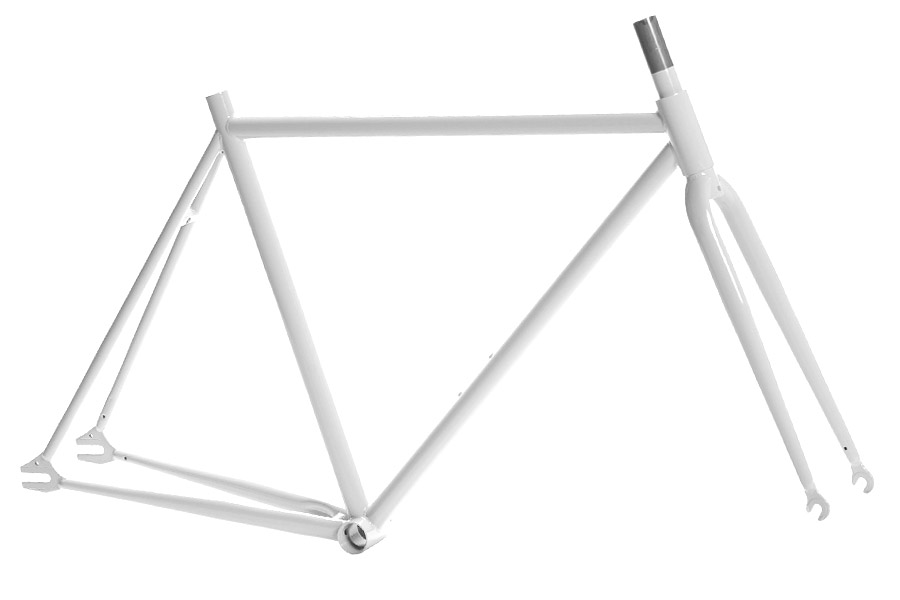 Pure Fix Original Frameset - Wit