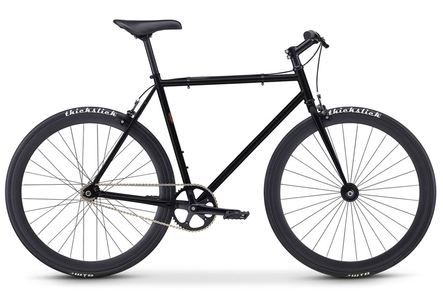 Fixie Fiets Fuji Bikes Declaration 2020 Satin Black
