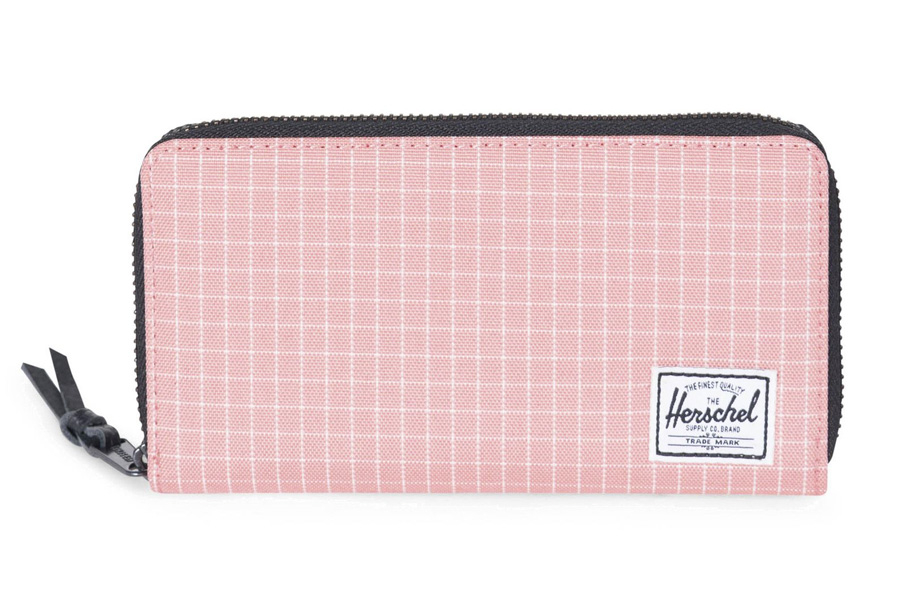 Herschel Thomas Portemonnee Strawberry Ice Grid