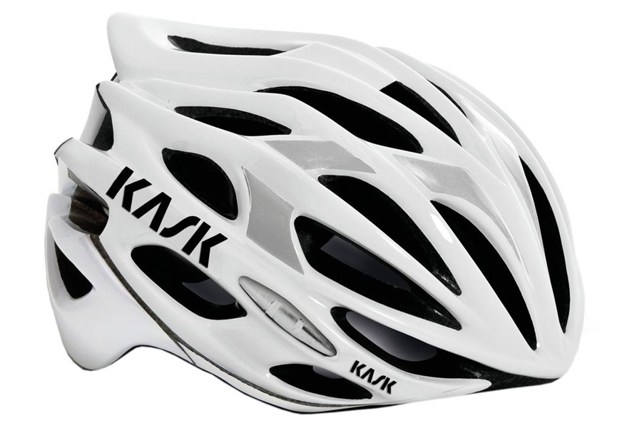 Kask Mojito Helm - Wit