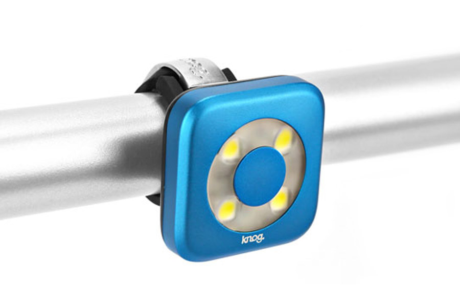 Knog Blinder 4 Circle - Blauw