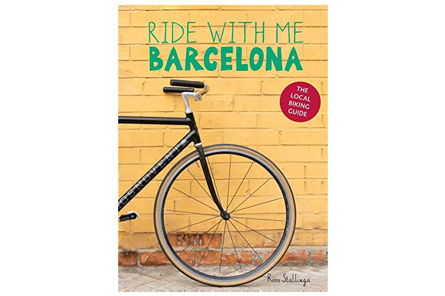 Ride With Me Barcelona Book