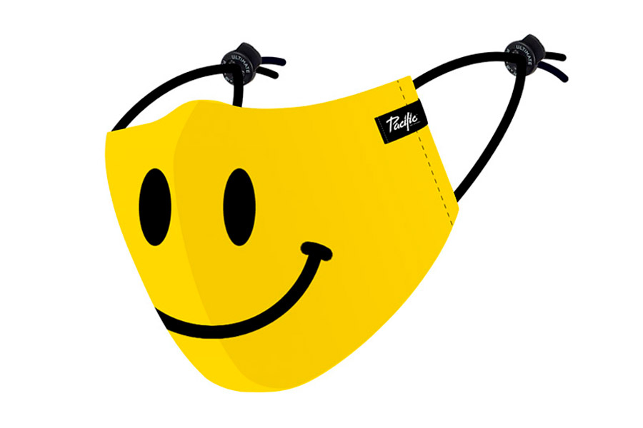 Pacific & Co Smiley Masker