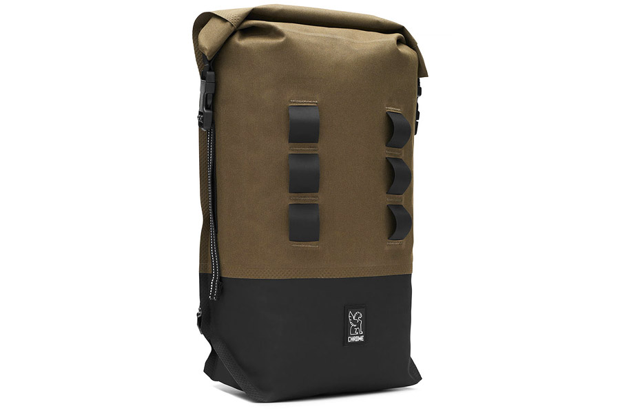 Chrome Industries Urban Ex Rolltop 18L - Ranger/Black