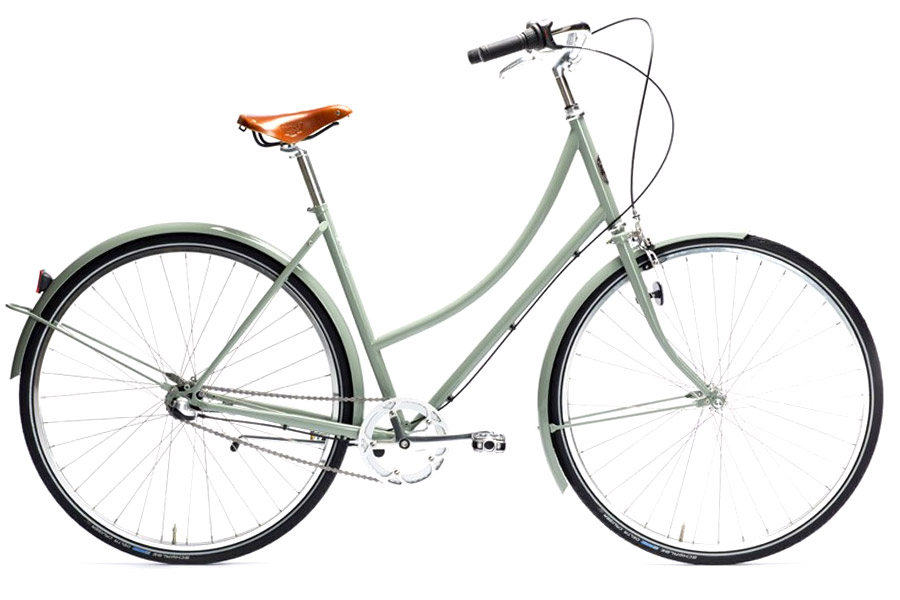 Pelago Brooklyn Classic Damesfiets - Helen Grey