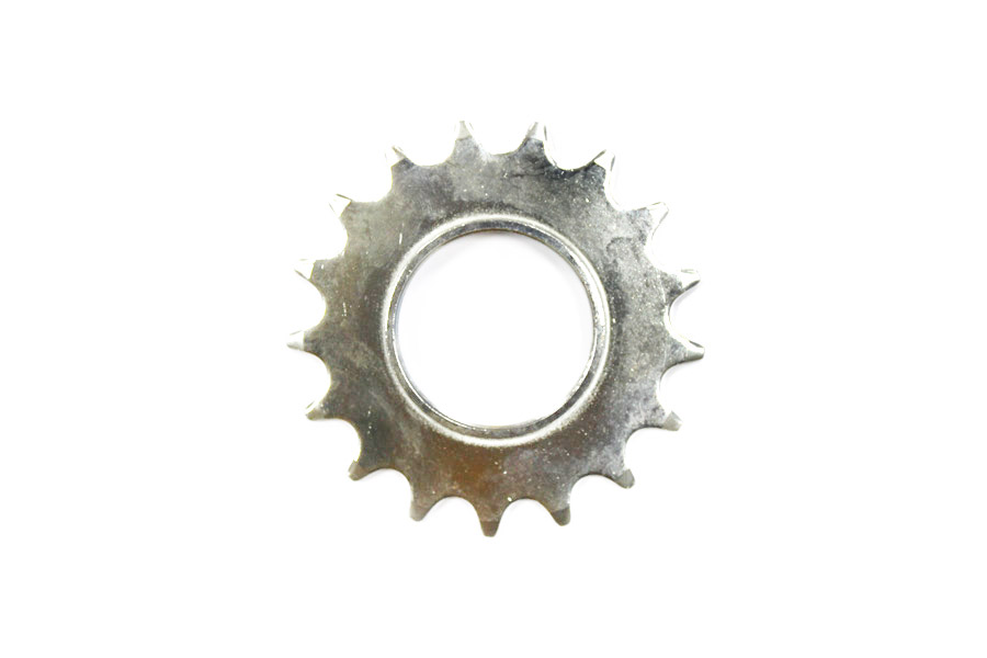 Fixed Tandwiel 17t + Lockring - Aluminium