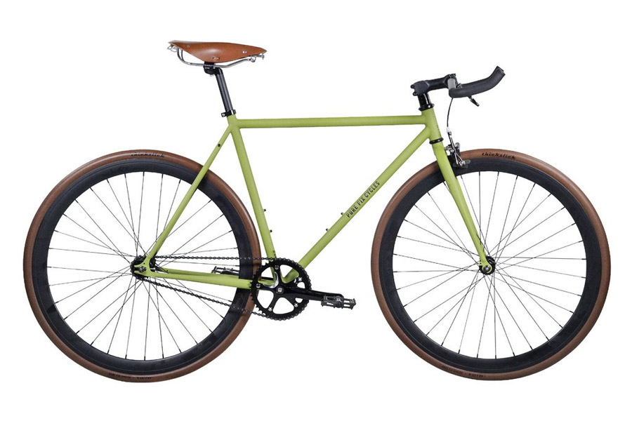 Pure Fix Jack Plus Fixie Fiets