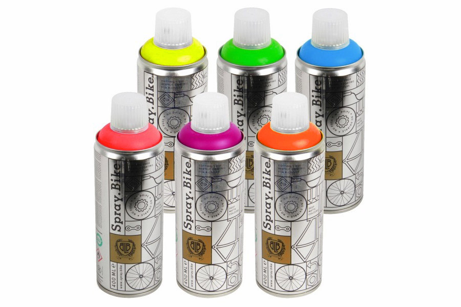 Spray.Bike Fiets Verf - Fluorescent Collection