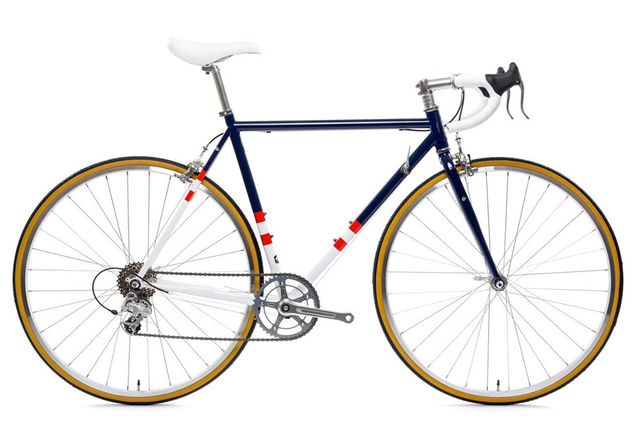 State Bicycle Co. 4130 Road Americana Racefiets