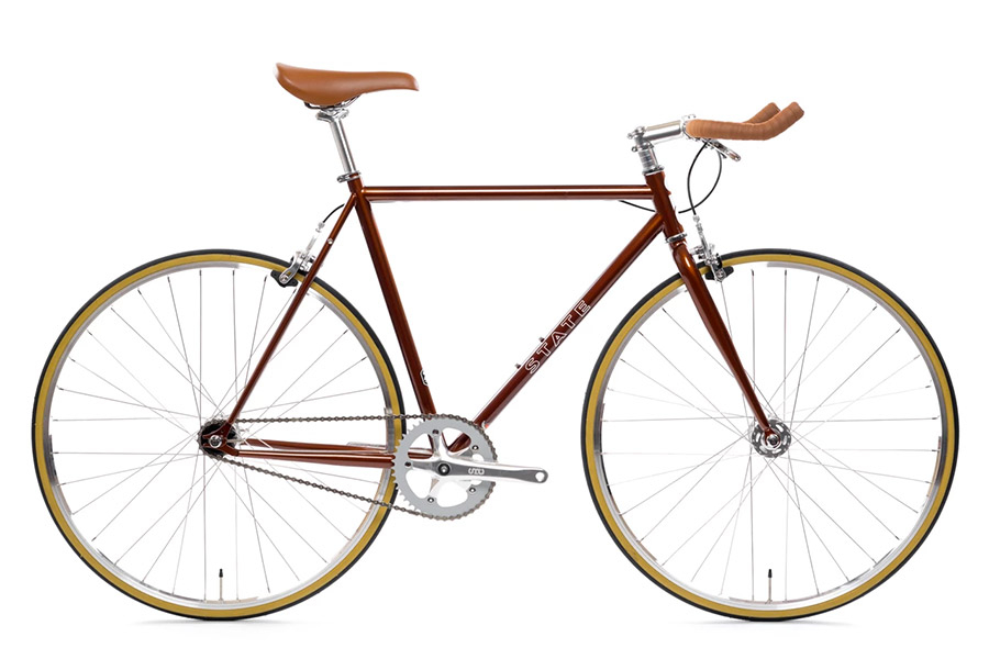 State Bicycle Co. Sokol Fixie Fiets