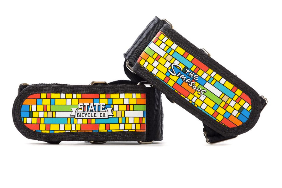 State Bicycle x The Simpsons Color Block Straps
