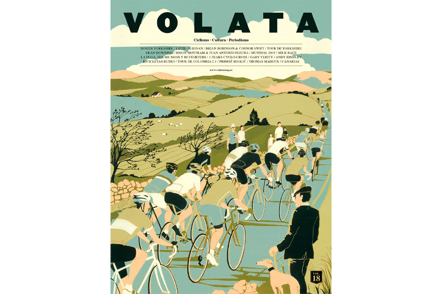 Volata Magazine No. 18